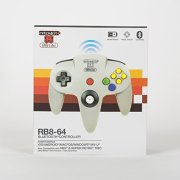 8Bitdo-N64-Bluetooth-Controller-PCMac-OSNintendo-Wii-UPS3Electronic-Games-0-0