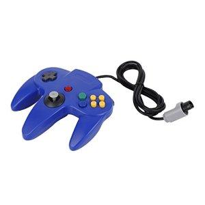 YKS-Game-Controller-Joystick-for-Nintendo-64-N64-System-Deep-Blue-Pad-Mario-Kart-0