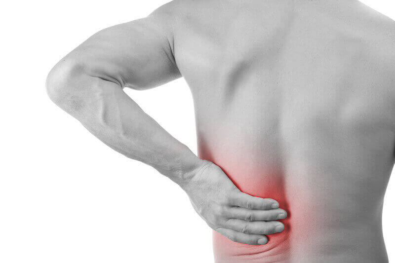 how to reduce back pain naturally
