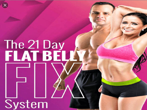 The 21 Flat belly fix