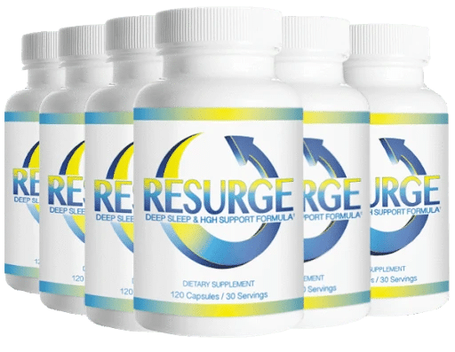Resurge Review- Effective Weight Loss Supplement.