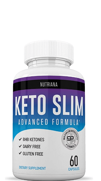 Keto slim reviews
