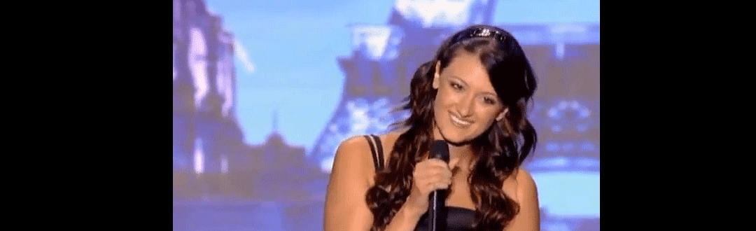 Rachel Apse Sings Death Metal on French Talent Show