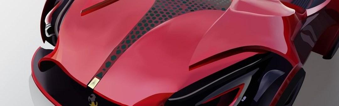 Ferrari Millenio – The Future?
