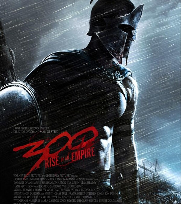 300: Rise of an Empire New Poster Released