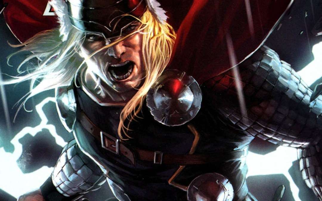 Fantastic Thor Wallpaper Art