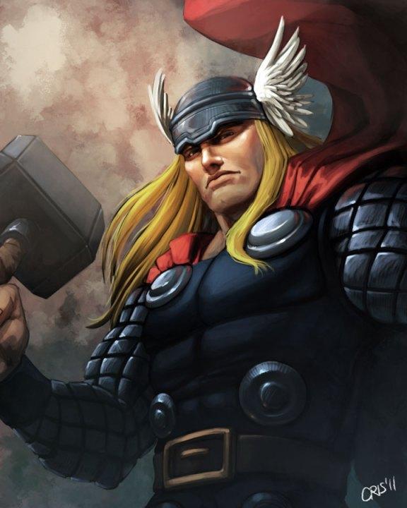 Thor - Cris-Art