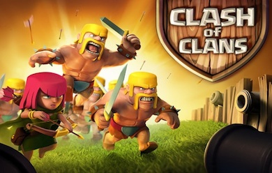 Clash of Clans now available on Android