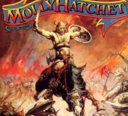 molly hatchet frazetta