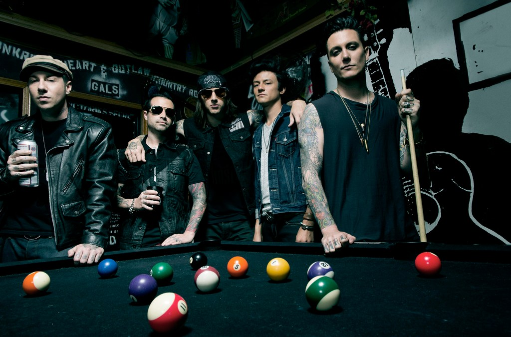 Avenged Sevenfold: Hail to the King Album Review