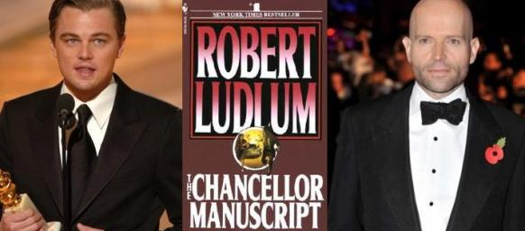 Leonardo DiCaprio and Director Marc Forster