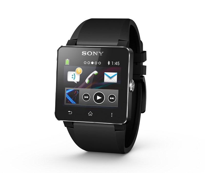 Sony SmartWatch 2 announced