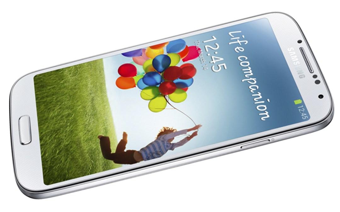 Samsung Cheats on Galaxy S4 Benchmark Tests