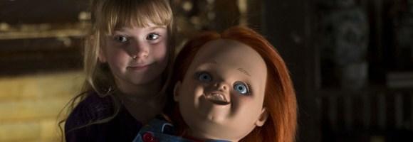 "Chucky is back in ""Curse of Chucky"""
