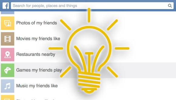 Cool things you can do with Facebook's new Graph Search