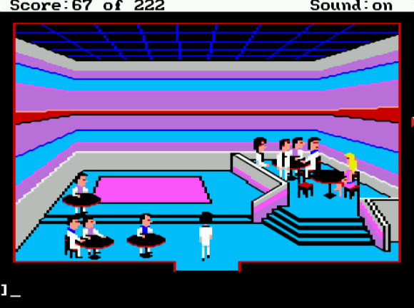 Leisure Suit Larry: 1 Screenshot