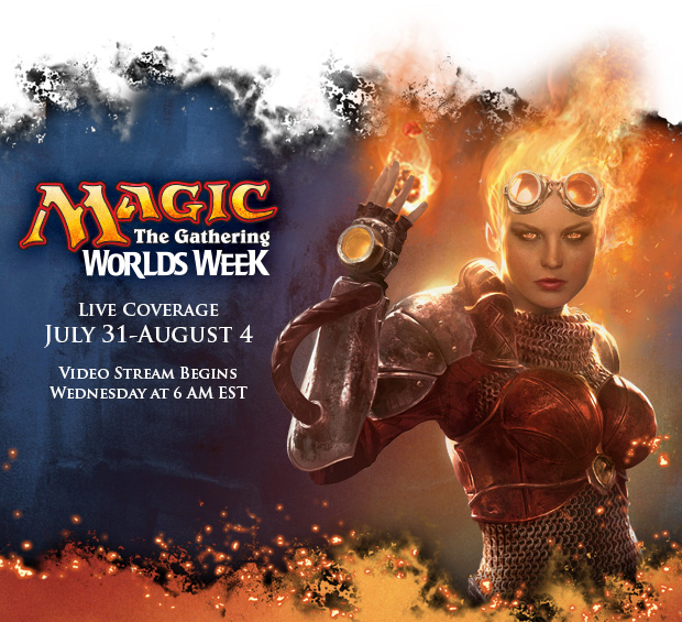 Magic: The Gathering World Week kicks off!