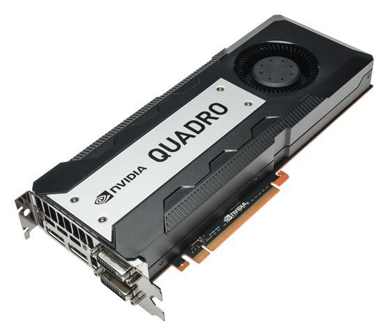 Nvidia's Quadro K6000 is the fasted GPU ever
