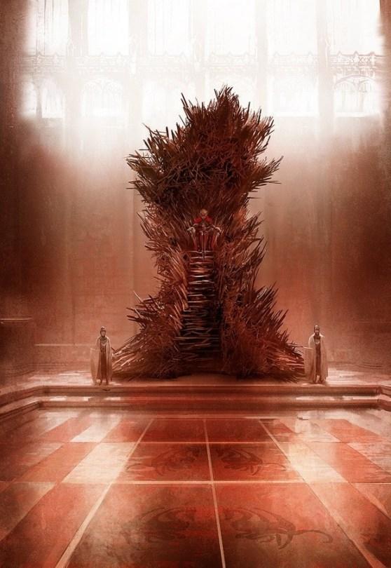 real iron throne