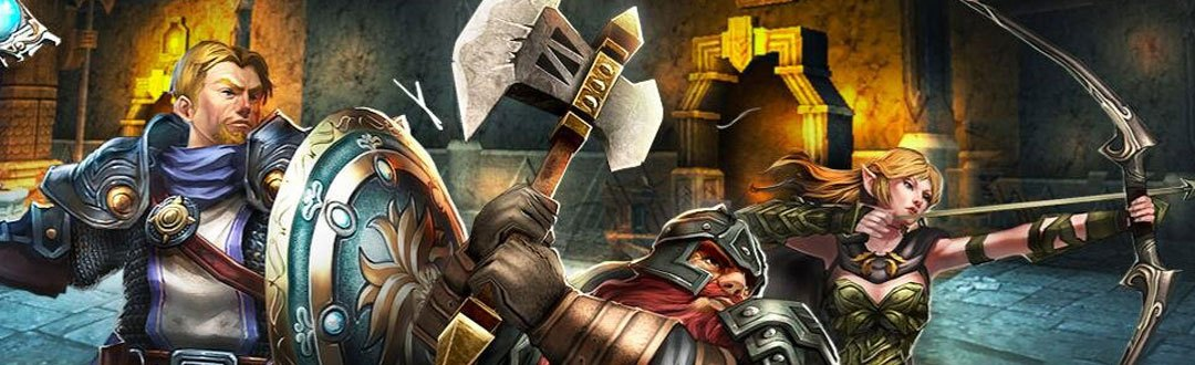 D&D is alive again with Arena of War Mobile Game