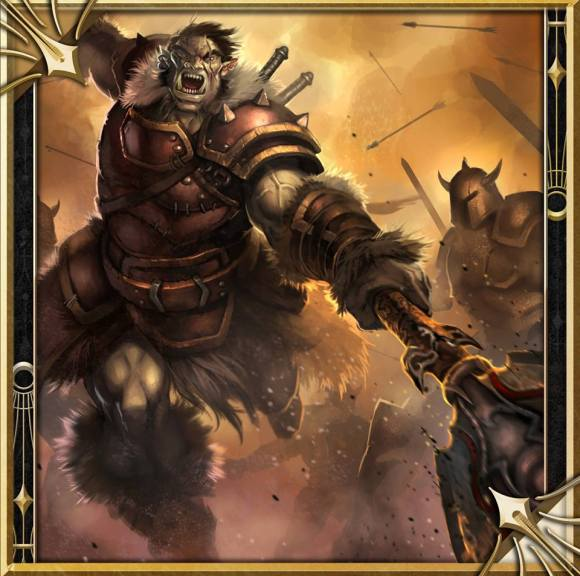 Arena of War - Character Profile Image