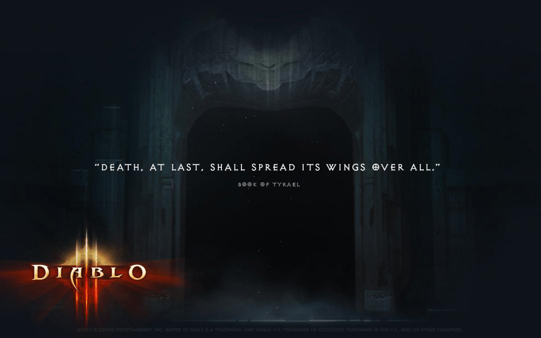 Diablo 3 Reaper of Souls Wallpaper