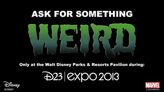 Disney 2013 D23 Expo