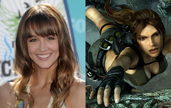 "Sharni Vinson Talks ""Tomb Raider"" and ""You're Next"""