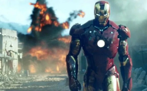 Image result for iron man walks away
