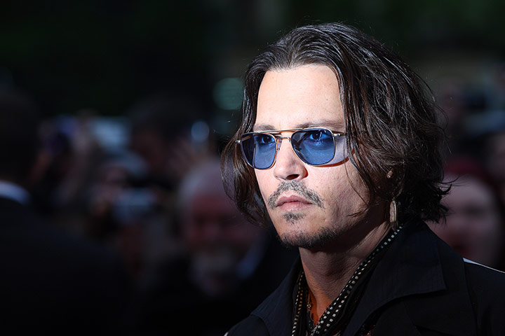 7 Great Movies Johnny Depp will star in next