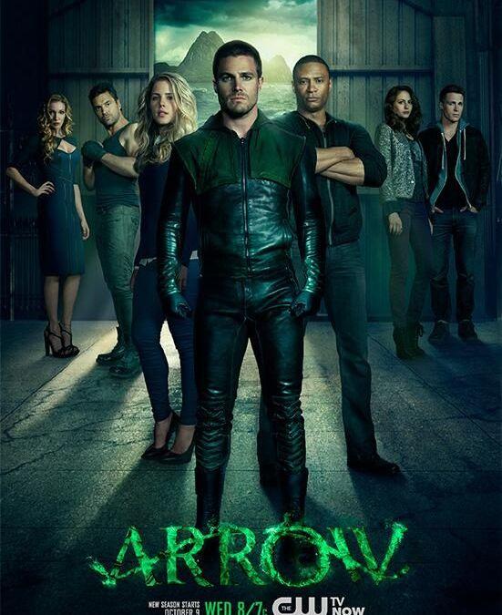 Arrow Season 2: All the new Superheroes Explained