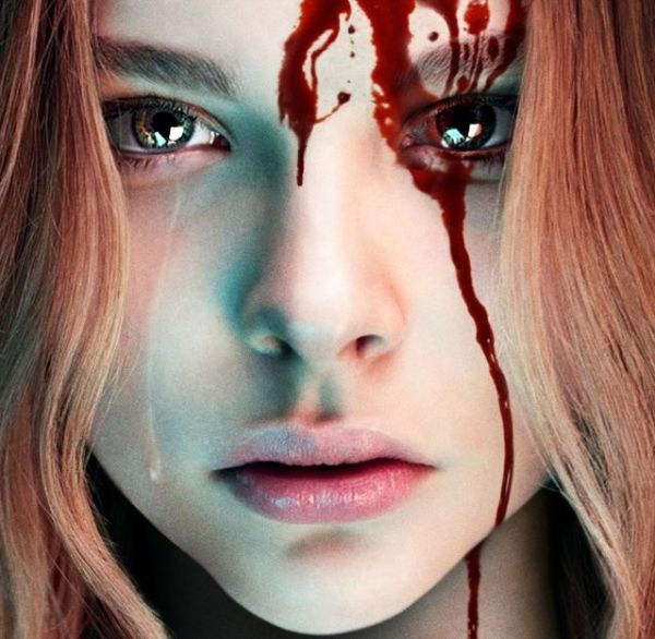 "Chloë Grace Moretz better know as ""Hit-Girl"" from Kick-Ass will portray Carrie White"