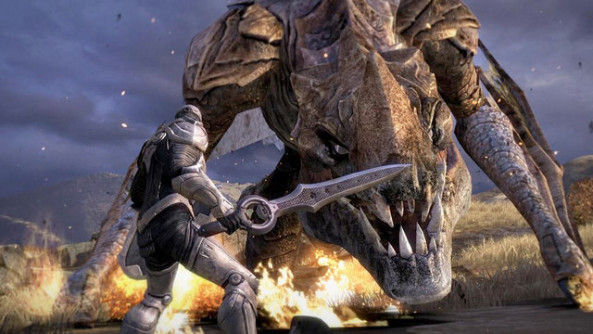 High expectations for Infinity Blade III on iOS