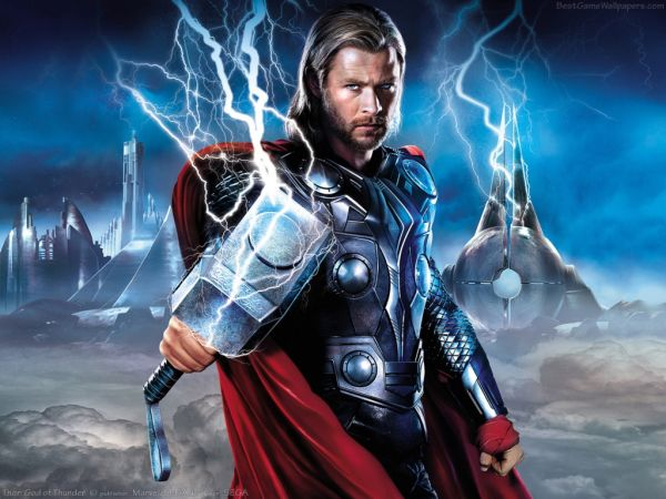 Chris Hemsworth returns as the God of Thunder, who this time fights to restore order across the cosmos