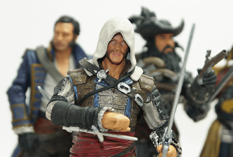 Geek Gadgets of the Week – Assassins Creed IV: Black Flag Edition!