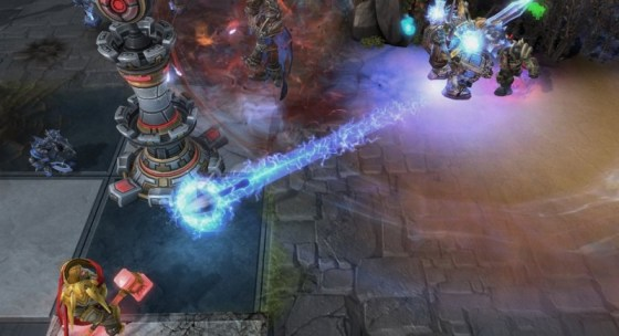 Heroes of the Storm Screenshot 1