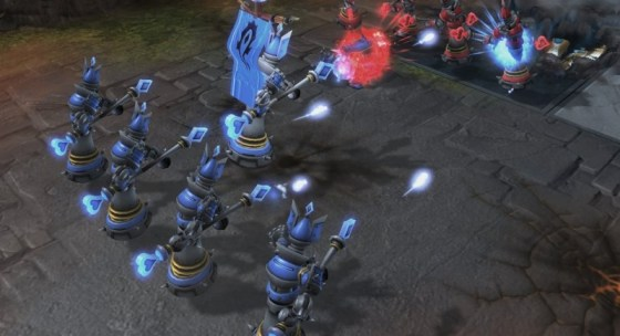 Heroes of the Storm Screenshot 3
