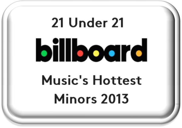 Billboard's 21 Under 21: Music's Hottest Minors 2013