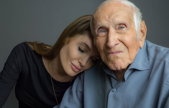 First Image for Angelina Jolie Directed Movie Unbroken