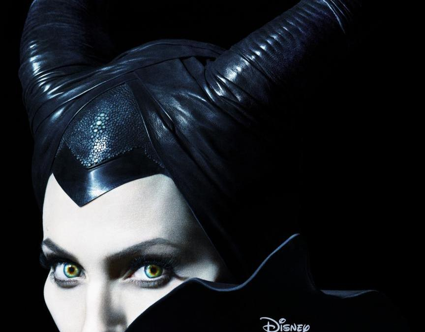 First Poster for Angelina Jolie in Maleficent
