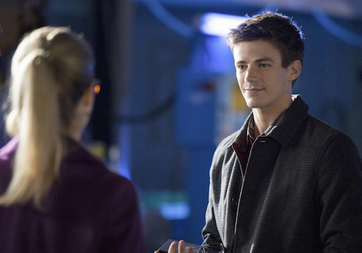 First look at The Flash in next Arrow episode