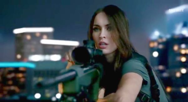 'Call of Duty: Ghosts' Live Action Trailer Features Megan Fox