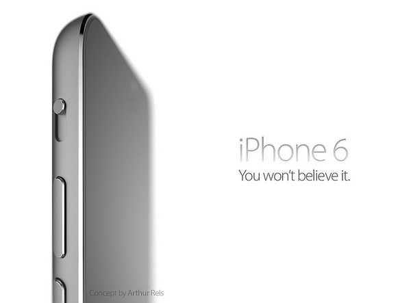 iPhone 6 concept by Arthur Reis