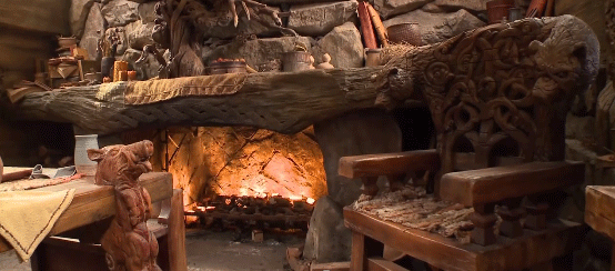 'The Hobbit: The Desolation of Smaug' Behind the scenes Trailer- Inside Beorn's House