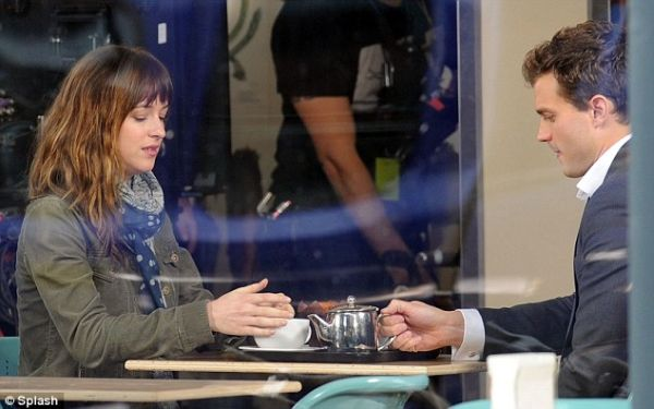 'Fifty Shades of Grey' Filming Kicked Off In Vancouver