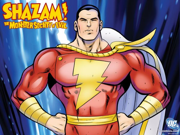 'Man of Steel' Stopped the Shazam Movie From Happening