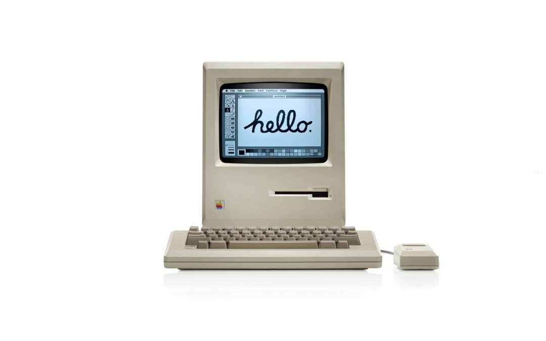 Mac Wallpaper 1985