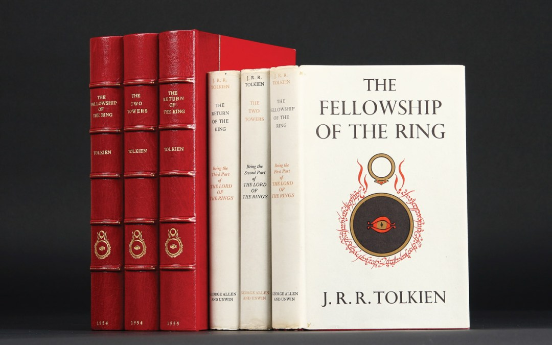 8 Most Expensive Tolkien Books Ever