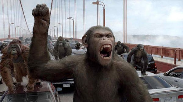 'Planet of the Apes 3' Release Date Announced