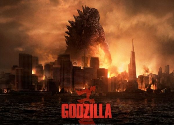 "Second official ""Godzilla"" trailer expected today or tomorrow"